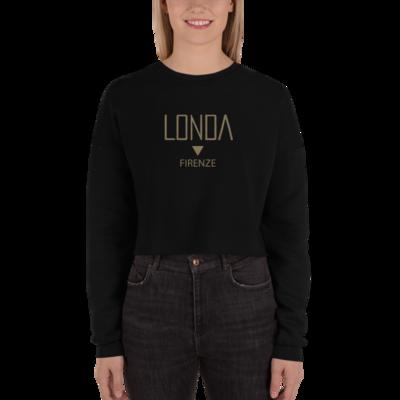 Women's Crop Sweatshirt - Londa Firenze