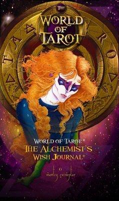 The Alchemist's Tarot Wish Journal - 0 Motley Exemplar