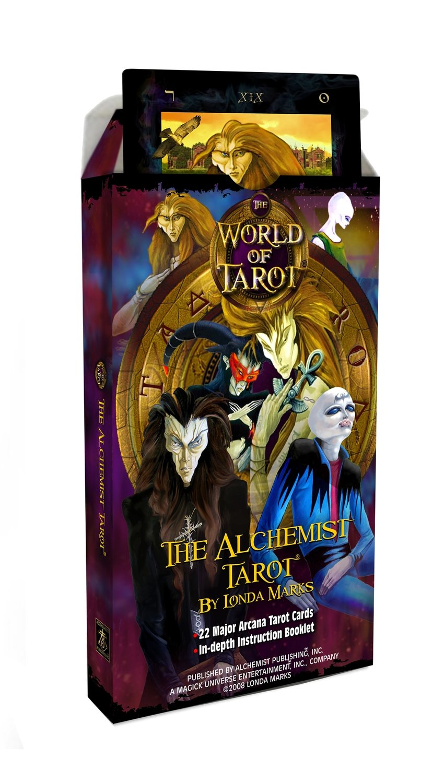 The Alchemist Tarot Limited Edition Collector Deck
