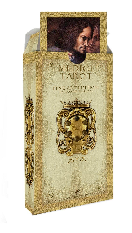 Medici Tarot (Fine Art Edition) Limited Edition Collector Deck