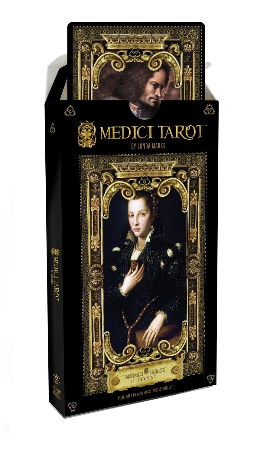 Medici Tarot (Expanded Edition) Limited Edition Collector Deck