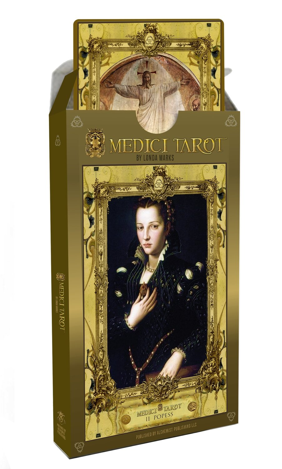 Medici Tarot Cards (Original Edition) Limited Edition Collector Deck
