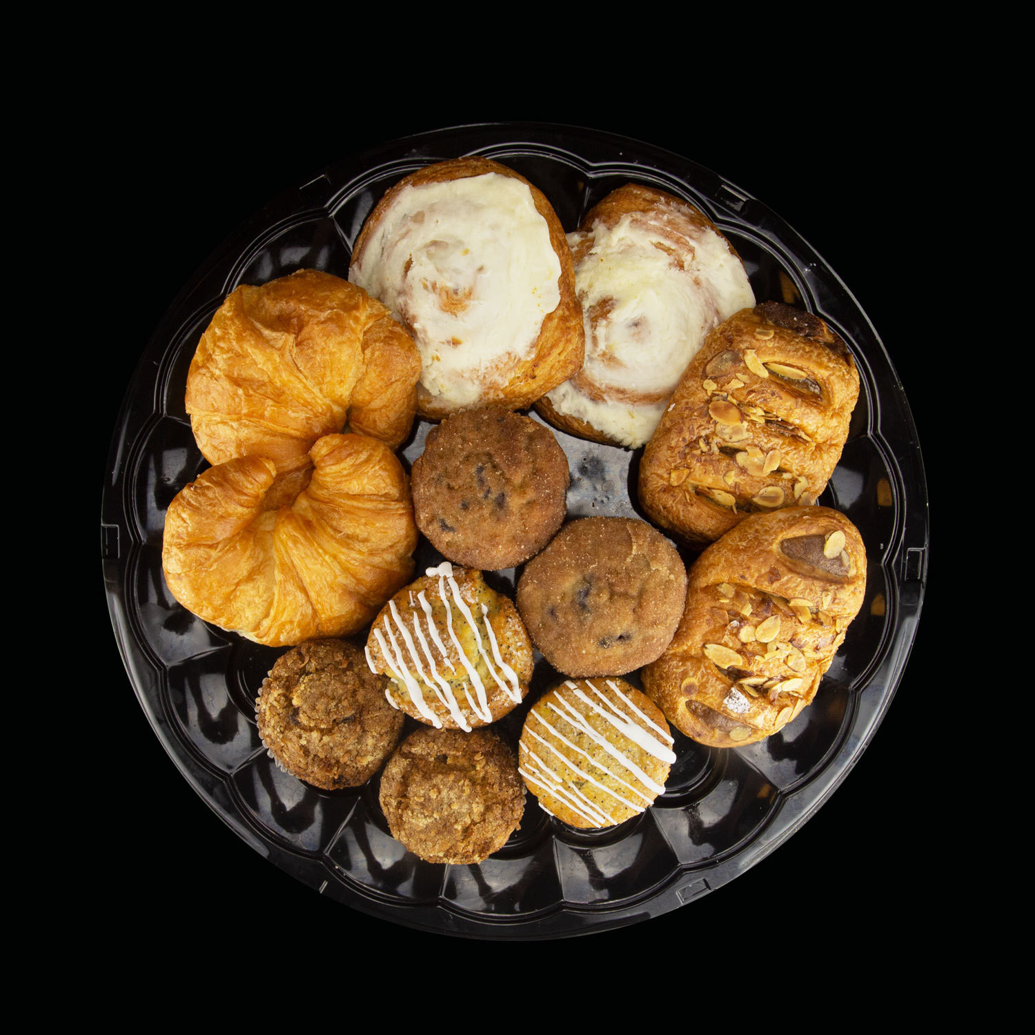 Full Size Assorted Pastry Tray