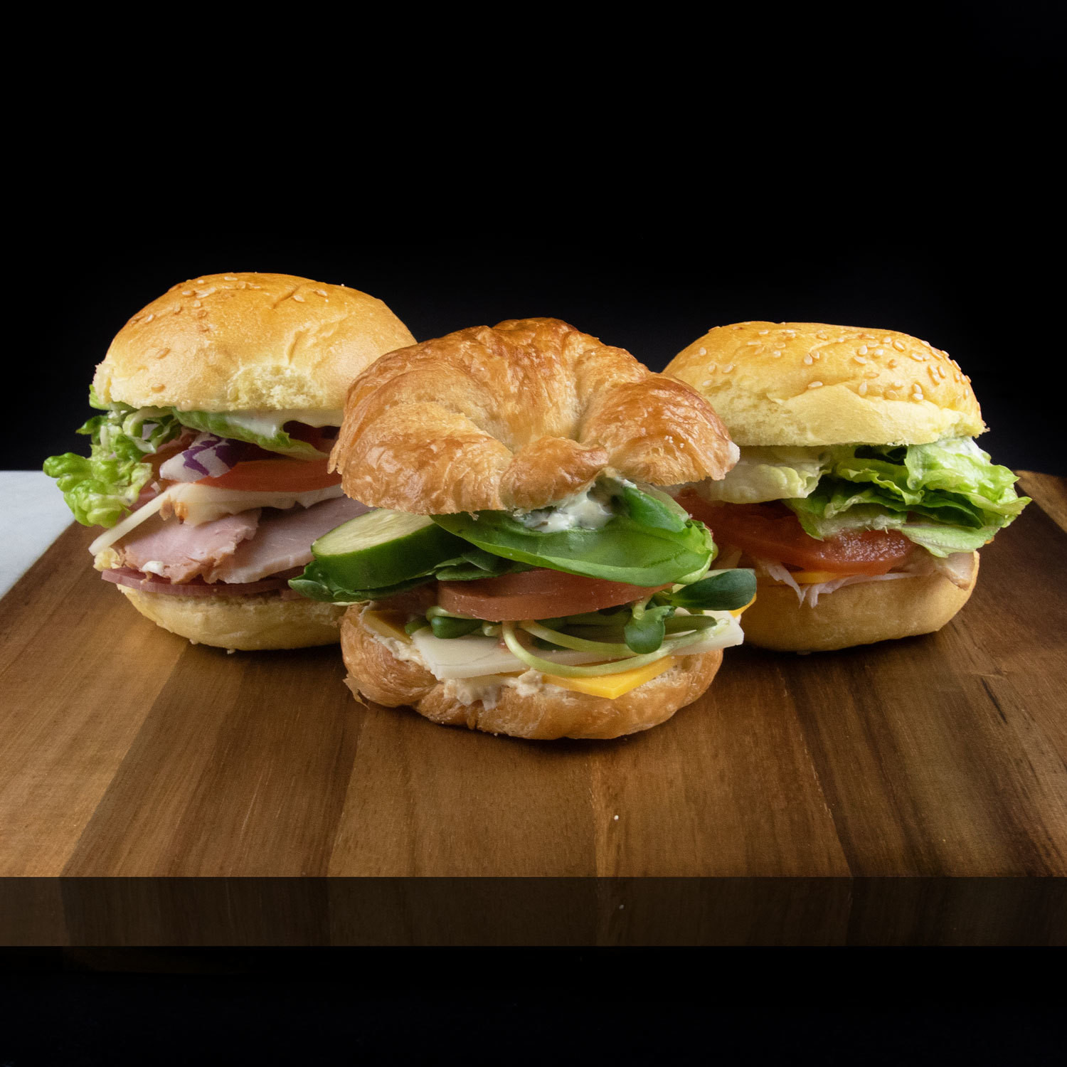 HEIRLOOM Slider Sandwich Tray