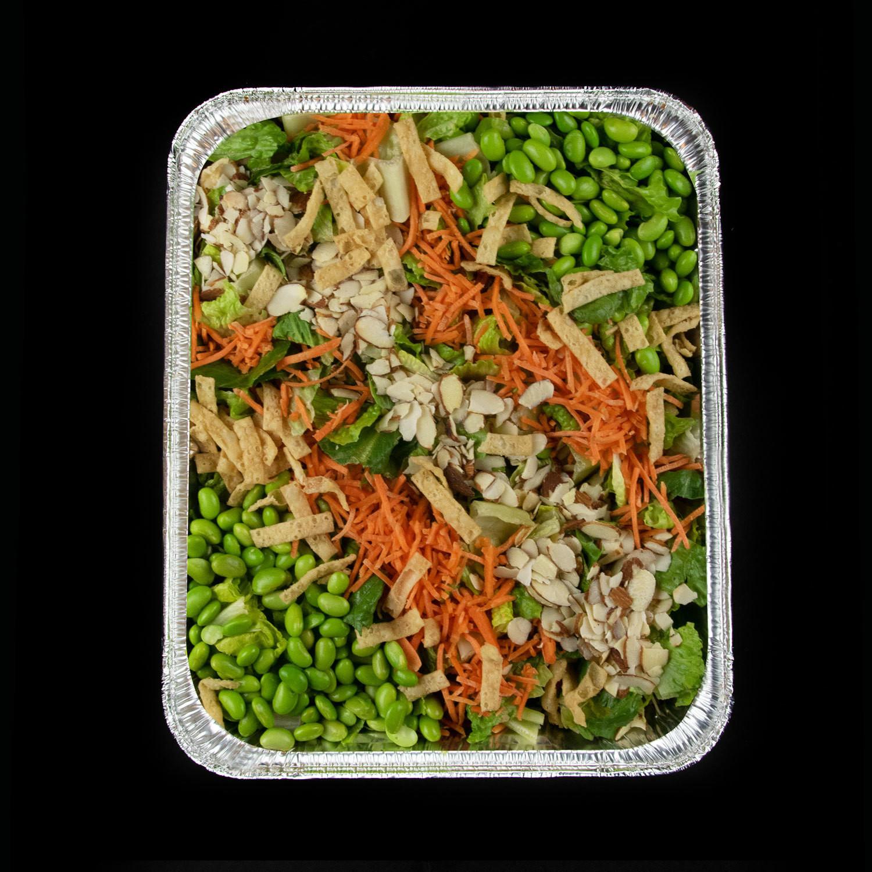 Asian Sesame Salad Pan (GF, Vegan, DF)