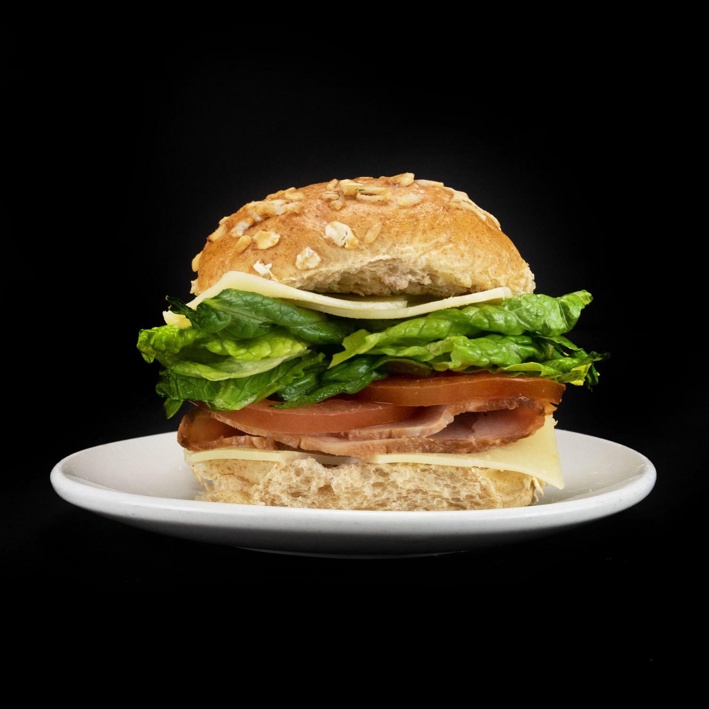 Ham & Swiss Slider Tray (20ct)
