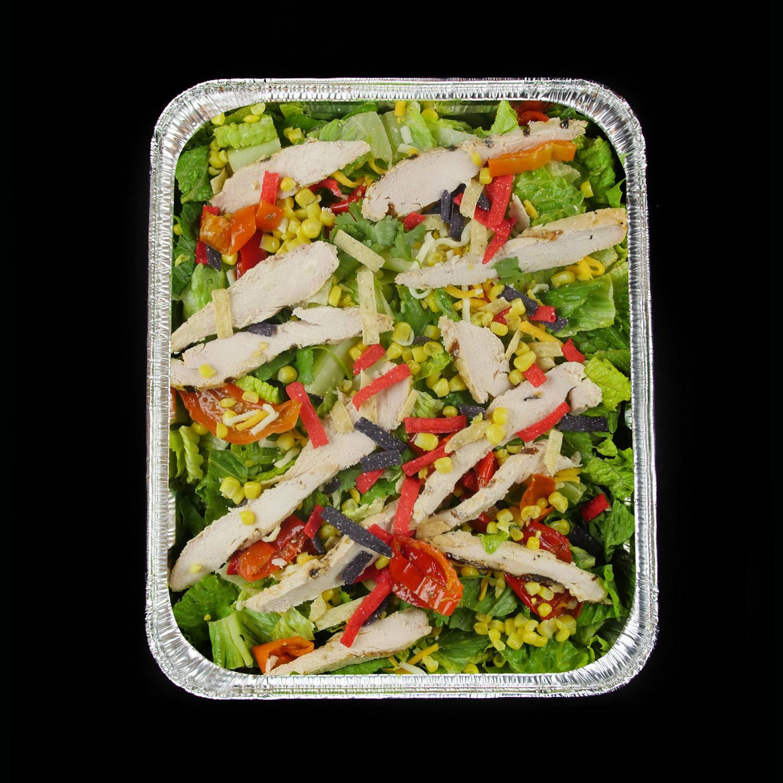 Mexican Caesar Salad Pan