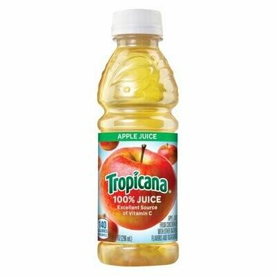 Tropicana Apple Juice 10oz