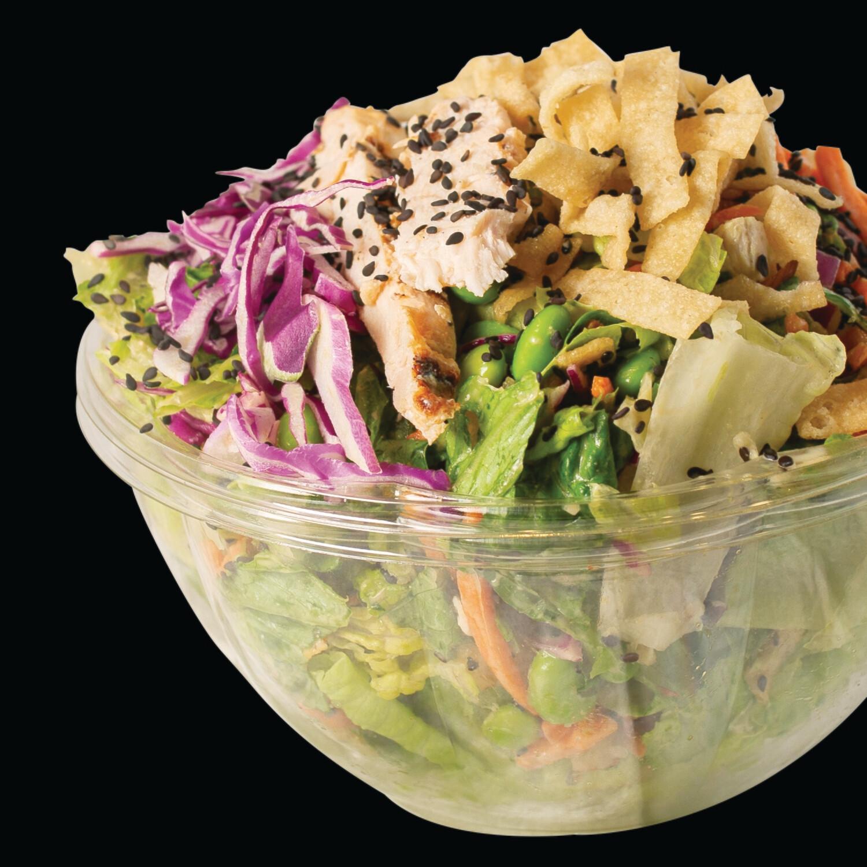 Asian Sesame Salad (32oz) | Vegan
