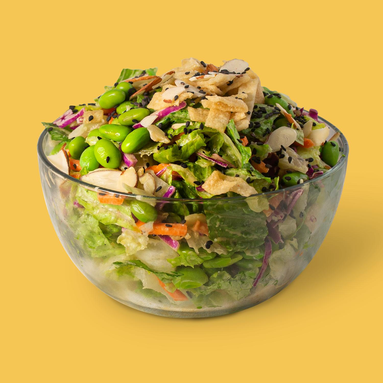 Asian Sesame Salad (32oz)   Vegan