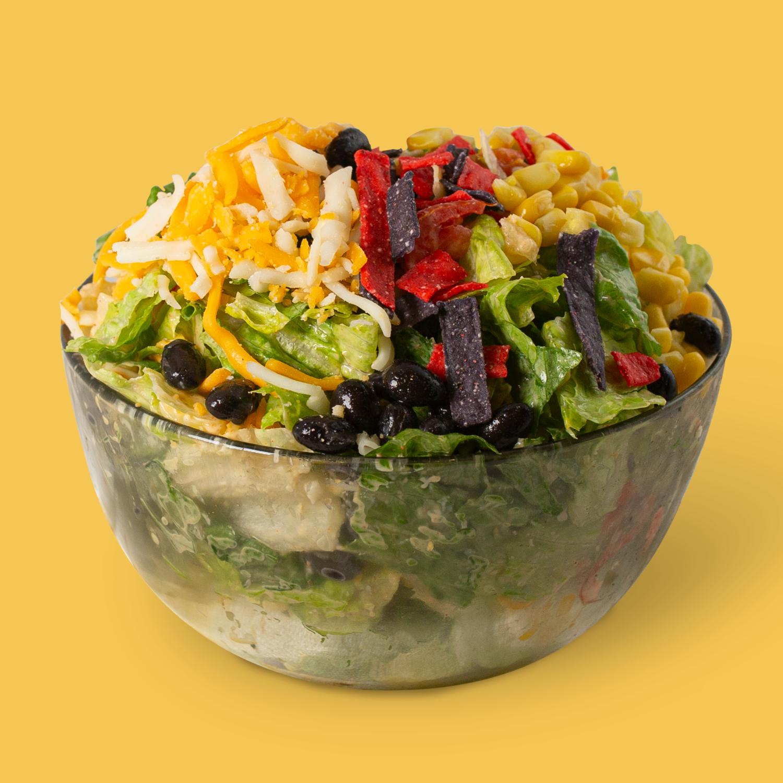 Fiesta Santa Fe Salad