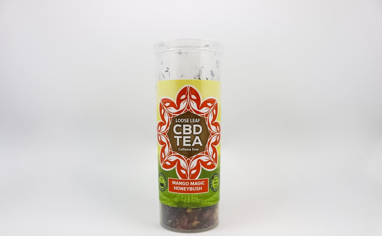 CBD MANGO MAGIC HONEY BUSH TEA