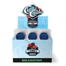 CHRONIC CANDY CBD LOLLIPOPS BLUE DREAM 10MG