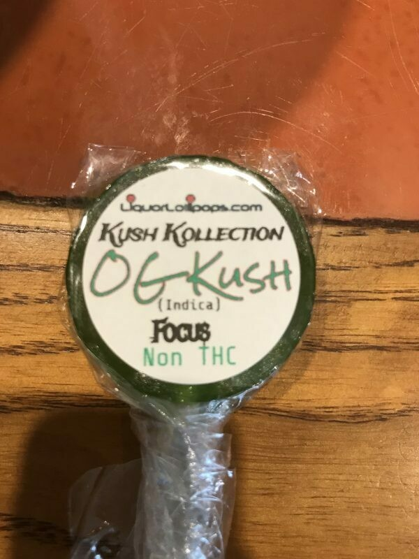 The Kush Kollection Lollipop
