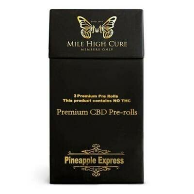 Mile High Cure CBD Premium Pre Rolls