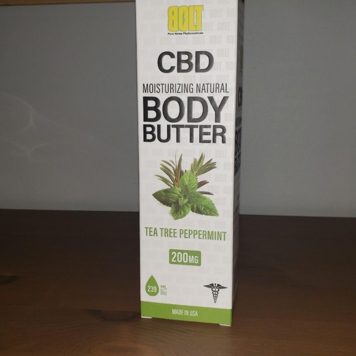 Bolt Body Butter 8oz