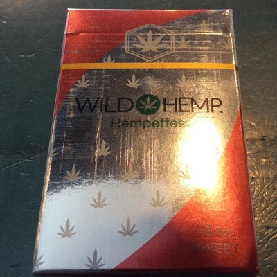 WILD HEMP PRE-ROLLED CIGARETTES