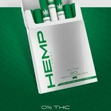 HEMP TOKE CIGARETTES