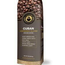 Coldfire Roasters CBD Hemp Infused Cuban Ground Coffee