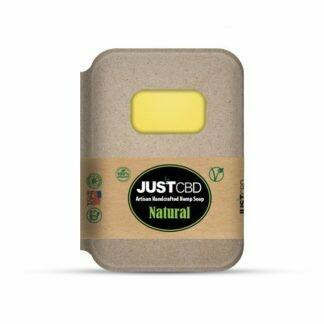 JUST CBD SOAP NATURAL
