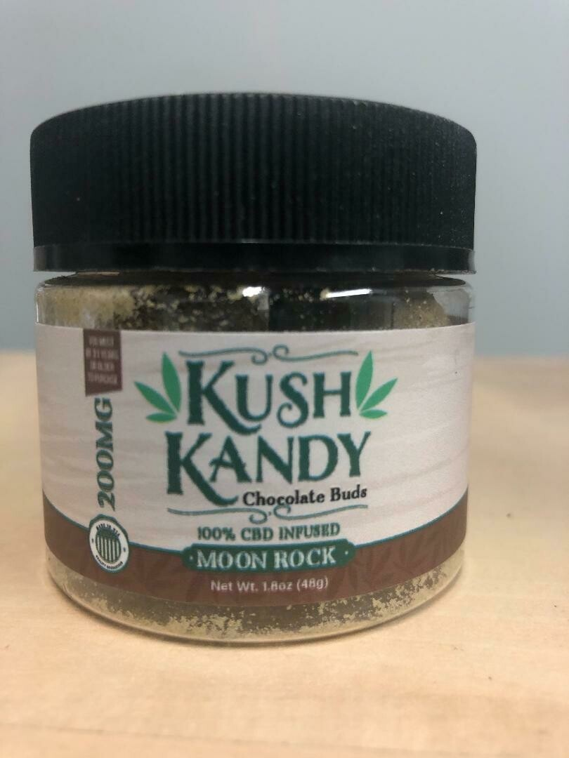 KUSH KANDY MOON ROCK 200MG