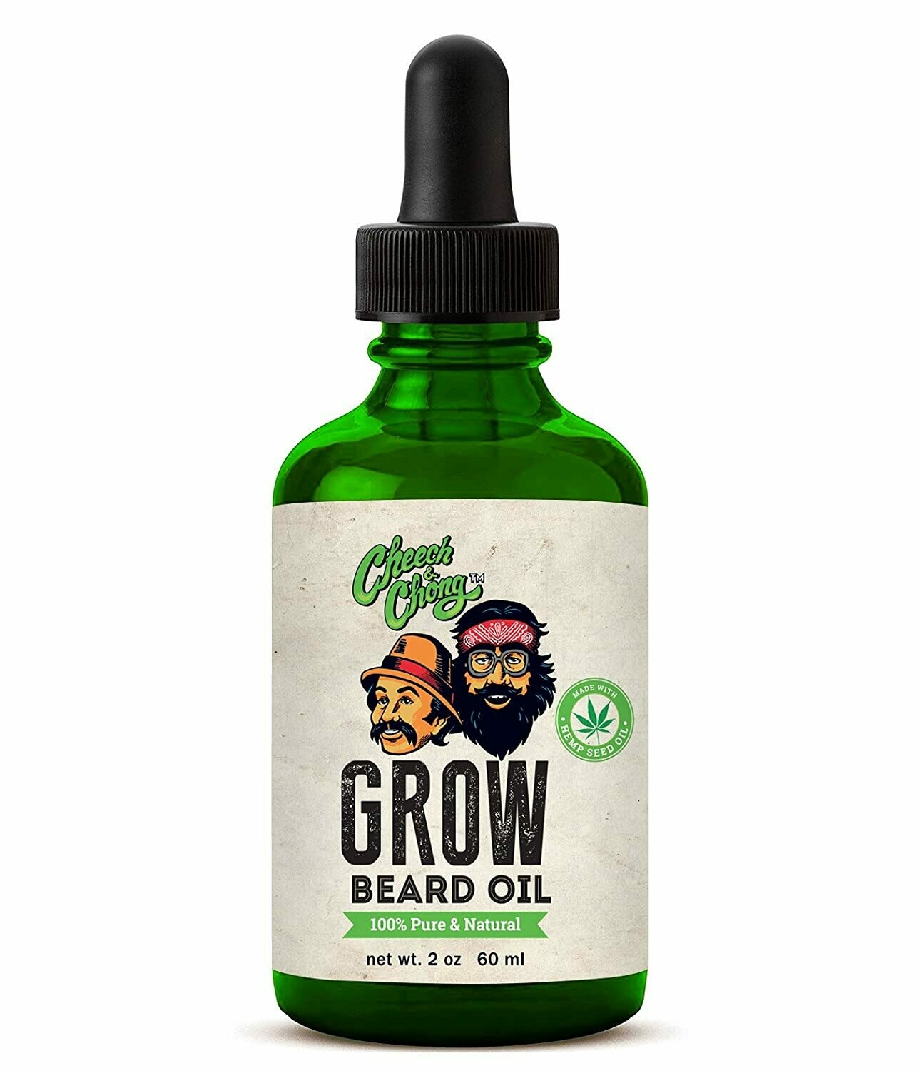 CHEECH & CHONG GROW BEARD OIL
