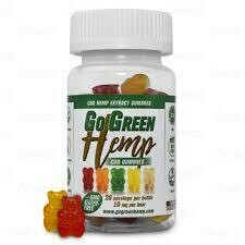 GOGREEN GUMMIES