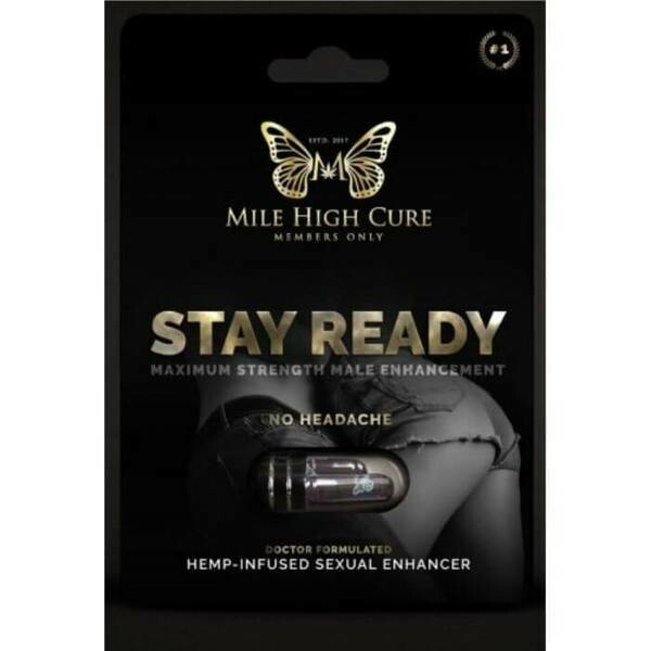 MILE HIGH CURE STAY READY