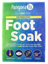PANGAEA, RX FOOT SOAK