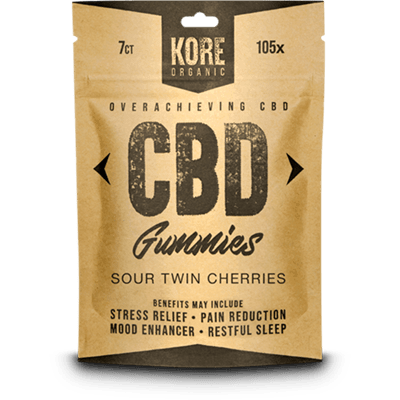 Kore Organics Sour Cherries