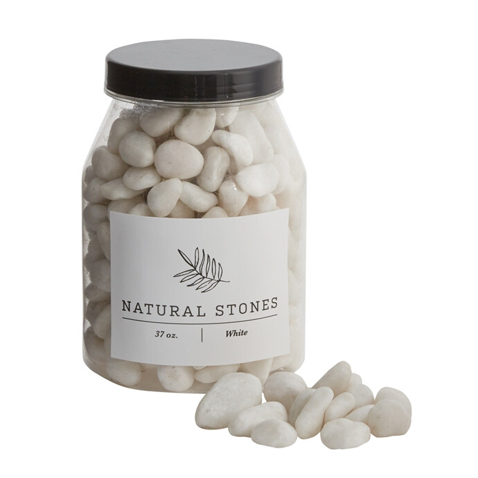 RIVER STONES: MARBLE