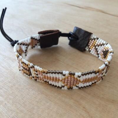 Tribal Catori Miyuki Bead Bracelet