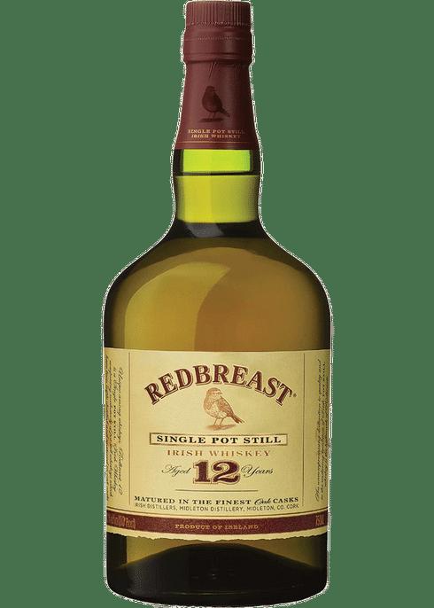 Redbreast Irish Whiskey  12 Yr  750ml 00000