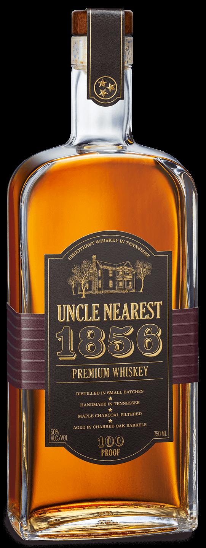 Uncle Nearest Premium Whiskey  100 Proof  750ml 00001
