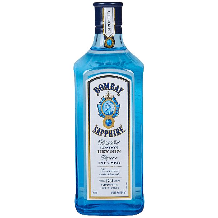 Bombay Sapphire Gin 750ml 2852