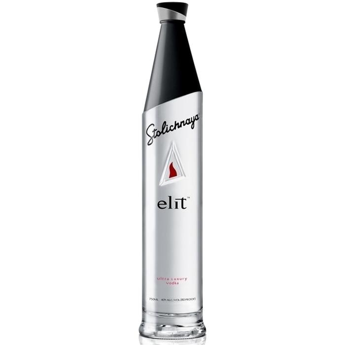 Stolichnaya Elit Vodka 750ml 2801
