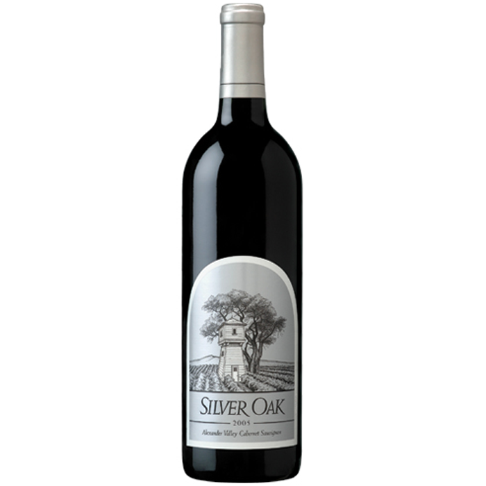 Silver Oak Alexander Valley Cabernet Sauvignon 2014 750ml 2114