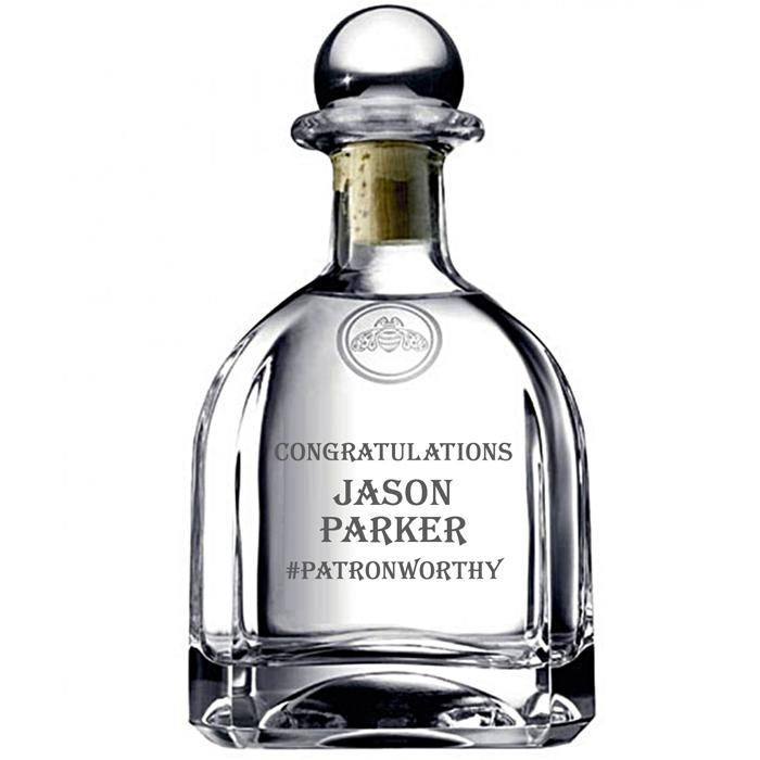 Gran Patrón Platinum Tequila 1.75 L 2403-Plat-175