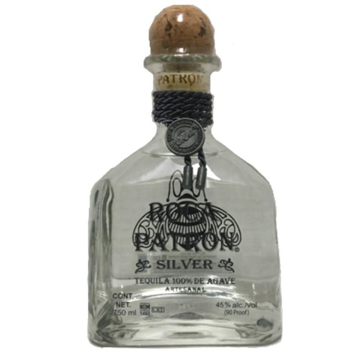 Patrón Roca Silver Tequila 750ml 2402-Silver