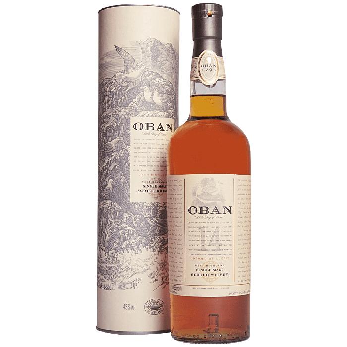 Oban Scotch Whisky 14 Year 750ml 2503