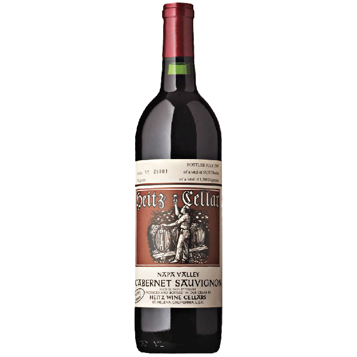 Heitz Cellar Napa Valley Cabernet Sauvignon  2013 750ml 2151