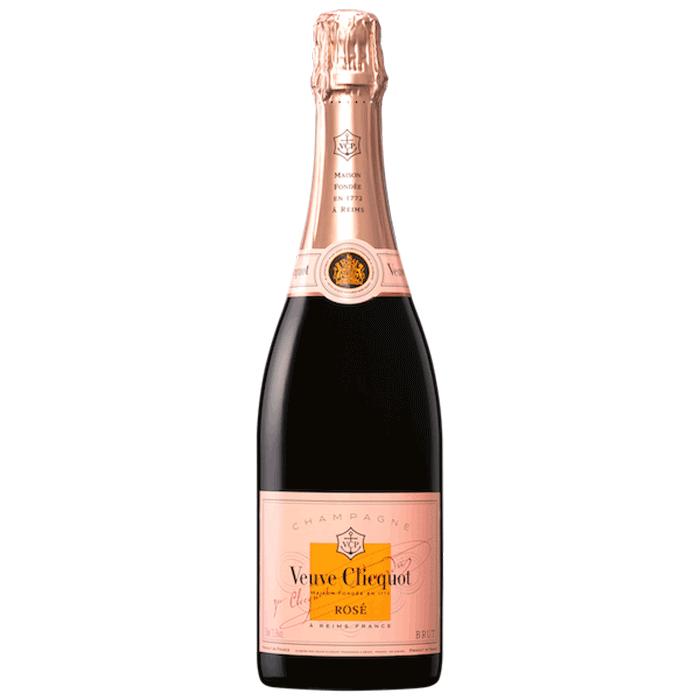 Veuve Clicquot Rosé Champagne 750ml 2002R