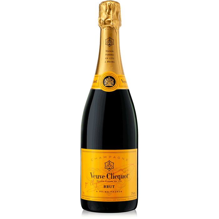 Veuve Clicquot Yellow Label Champagne 3L 2002DM