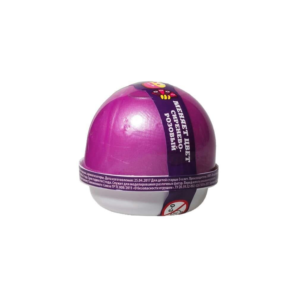 Nano Gum, меняет цвет с сиреневого на розовый 25 гр