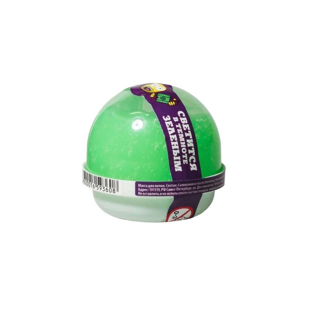 Nano Gum,   светится в темноте зеленым 25 гр