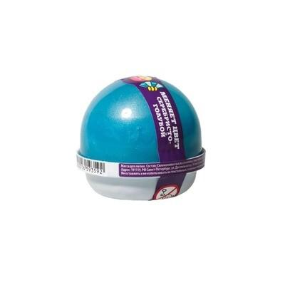 Nano Gum, меняет цвет с серебряного на голубой 25 гр