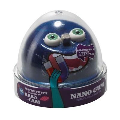 Nano Gum, магнитный с ароматом Баблгам 50 гр