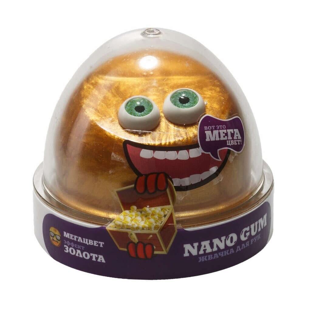 Nano Gum, эффект золота 50 гр