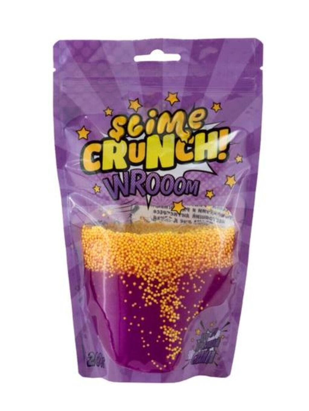 Crunch-slime WROOM с ароматом фейхоа, 200 г