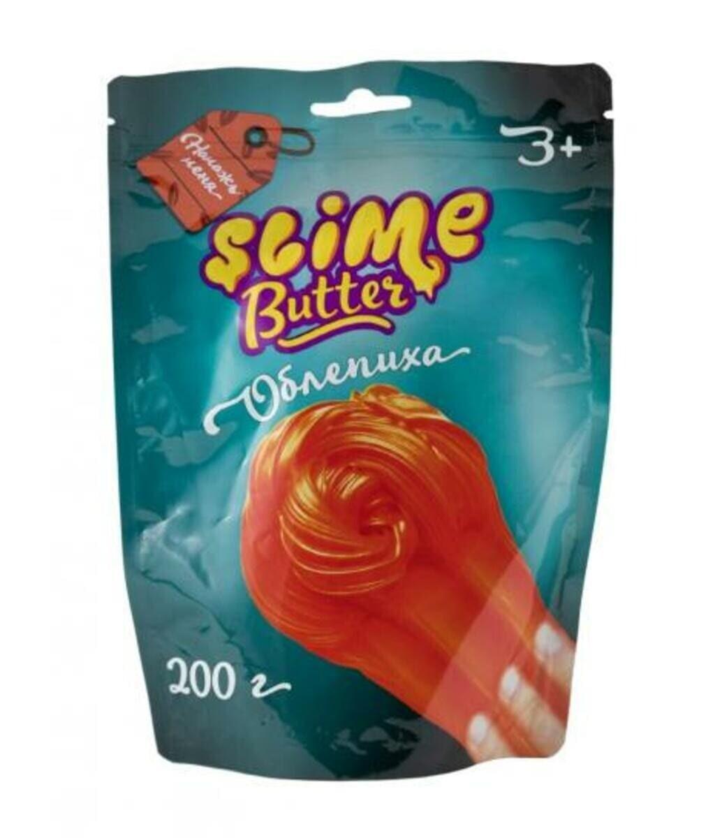 Butter-slime с ароматом облепихи, 200 г